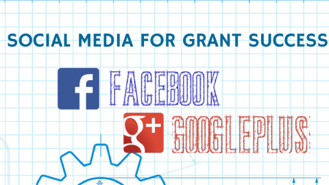 Facebook and Google Plus for Grants