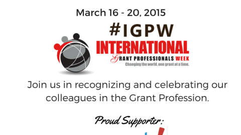 Grant Professionals Appreciation