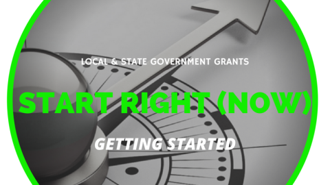 What Types of State & Local Government Grants Are There?