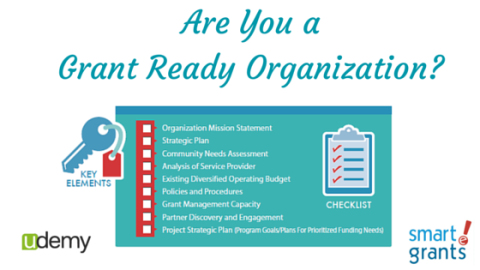 Are You a Grant Ready Organization