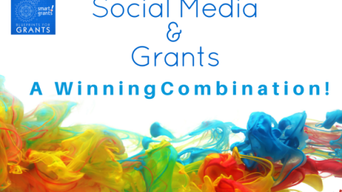 Social Media and Grants Webinar Series