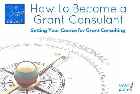 Grant Consultant 101 Webinar Series