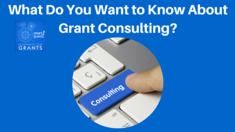 What Do You Want to Know About Grant Consulting