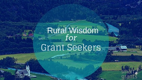 Rural Wisdom for Grant Seekers