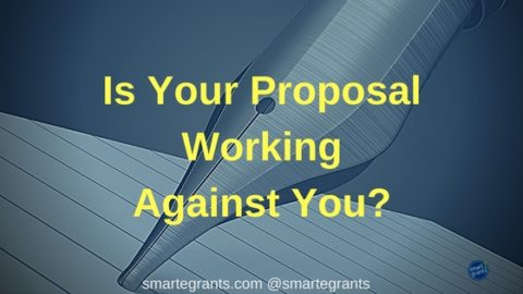 Is Your Proposal Working Against You?